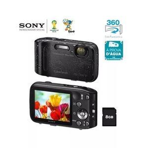 Câmera Digital Sony Cyber-shot Dsc-tf1 Tela 2,7 16.1mp Top