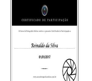 Curso de Fotografia Profissional (com Certificado on line)