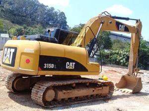 Escavadeira Hidráulica Caterpillar 315-D