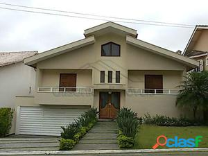 Excelente casa em Alphaville, 4 suítes