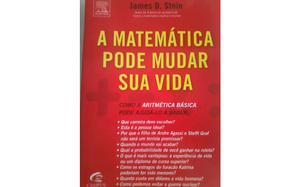 Livro A matemática pode mudar a sua vida
