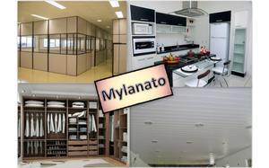 Mylanato Forros e Divisórias Drywall Eucatex PVC