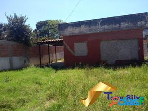 Terreno comercial murado com 408 m² Baixo Grande São Pedro
