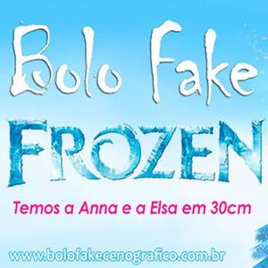 Aluguel de bolos fake – Atendemos São Paulo e região