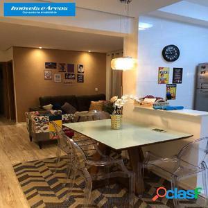 Apartamento com 2 dormitórios - Gonzaga / Santos
