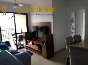 Apartamento com 3 Quartos à Venda, 83 m² por R$ 450.000