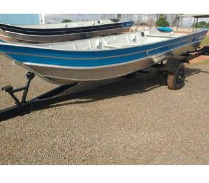 Barco Bicudo 6m