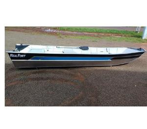 Barco Semi Chata 5 metros R$4290