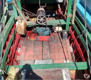 Bote camarão barco