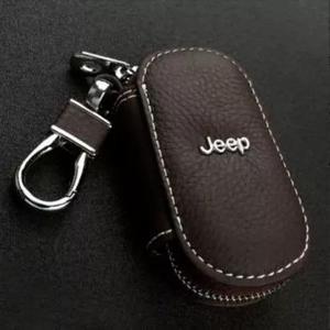 Capa Chave De Couro Jeep Renegade Jeep Cherokee Compass