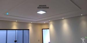 Decoração de Ambientes em Gesso -Gesseiro (