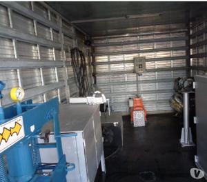 Ford Cargo 1519 oficina