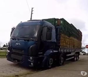 Ford Cargo 2429 Carroceria