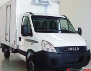 Iveco daily 55 C 17 C S 750 com Baú Frigorifico