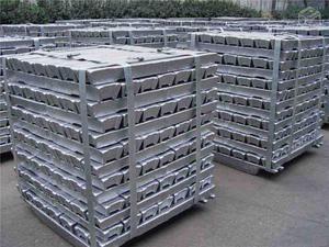 Lingote de Aluminio Fundido a venda