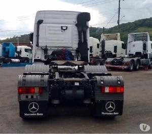 MB Actros 2646 6x4 ano 2014