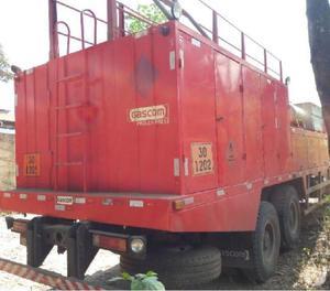 MERCEDES 2831 6x4 ANO 20102011 COMBOIO LUBRIFICAÇÃO GASCOM