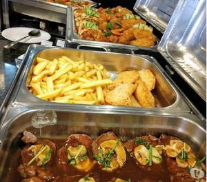 Restaurante buffet a quilo