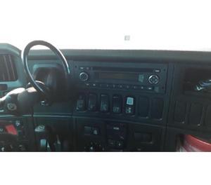 Scania R440 6x2 2013 Cor branca