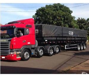 Scania R440 Bitruck 8x2 1213 Eng. Ls Randon