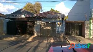 Terreno mais Casa a venda no Centro de Janaúba - Lote a