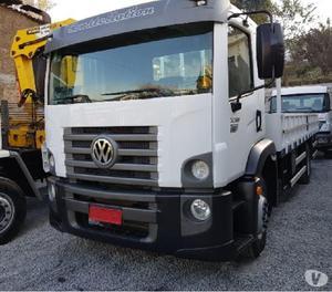 VW 13-190 4X2 ANO 20132014 CARROCERIA EM AÇO 7 METROS