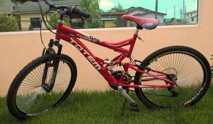 Vendo Bicicleta 18 marchas (Exclusividade)