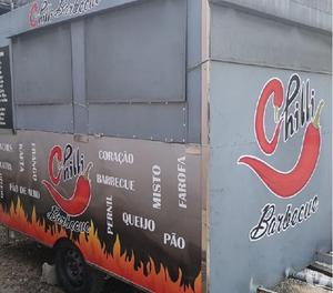 Vendo trailer ou food truck