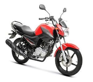 Yamaha Factor 150 ED 2018 0km, emplacada e capacete