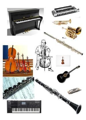 Aulas de Musica em curso ou à domicílio