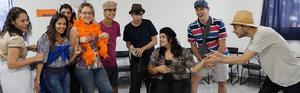 Aulas e cursos de teatro e oratória para tímidos