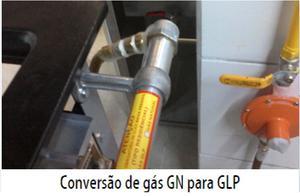 Conserto Conversão e instalação de Fogoes e aquecedores