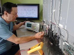 Conserto de tv lcd e led Técnico de tv lcd e led