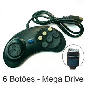 Controle Joystick Mega Drive Master Syst