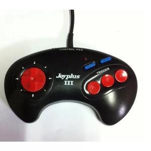 Controle - Mega Drive - Joyplus3 - Raridade