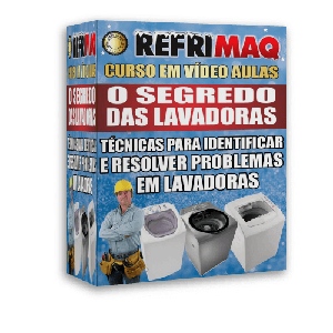 Curso Conserto De Maquina De Lavar Online