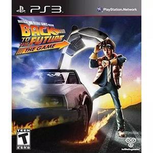 De Volta Para O Futuro - O Jogo - Playstation 3