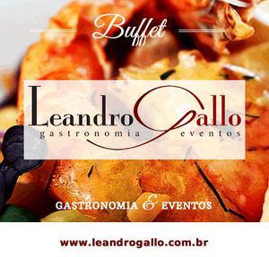 Leandro Gallo Buffet para Casamento SP e Eventos