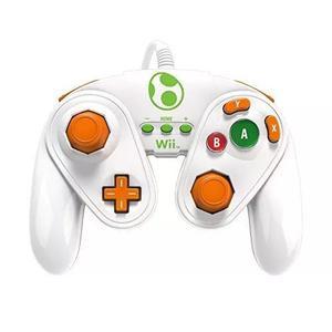 Pdp Com Fio Luta Almofada Para Wii U - Yoshi