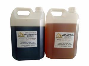 Poliuretano liquido bi componente A mais B 10kgs
