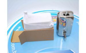 Saboneteira em Aço Inox  ml