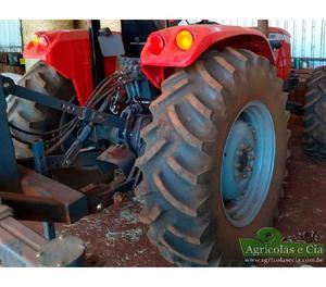 Trator Massey Ferguson 4275 4x4 (Apenas 500 Horas!)