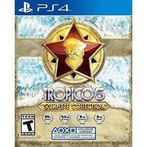 Tropico 5 Coleção Completa - Playstation 4