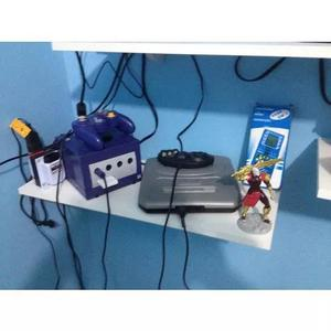 Vendo Game Cube Original E Bloqueado