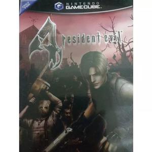 Vendo Jogo Residente Evil 4 Original Usado Para Gamecube