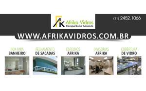 Vidraçaria em Guarulhos Fábrica de Vidros Guarulhos Afrika