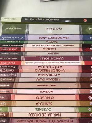 Coleção dos clássicos da Literatura