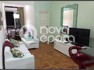 Copacabana, 2 quartos, 1 vaga, 87 m² Rua Xavier da