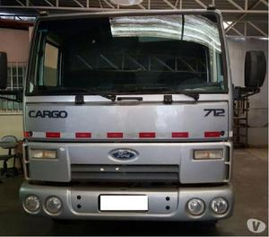 FORD CARGO 712 4x2 ANO 2011 (COM CABINE SUPLEMENTAR) CABIN