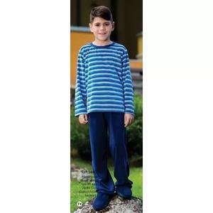 Pijama Infantil Criança Longo Menino Inverno Plush 1445